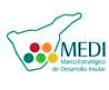 Logotipo del Marco Estratégico de Desarrollo Insular