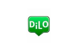 Logotipo de la aplicación DiLO