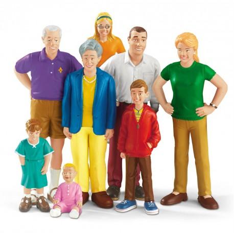 Figuras de Familia