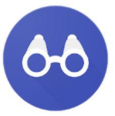 Logotipo de la aplicación Lookout