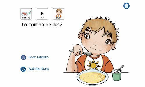 Captura de pantalla José Aprende