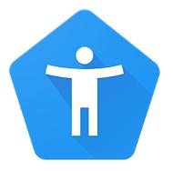 Icono de Android Accesibility Suite