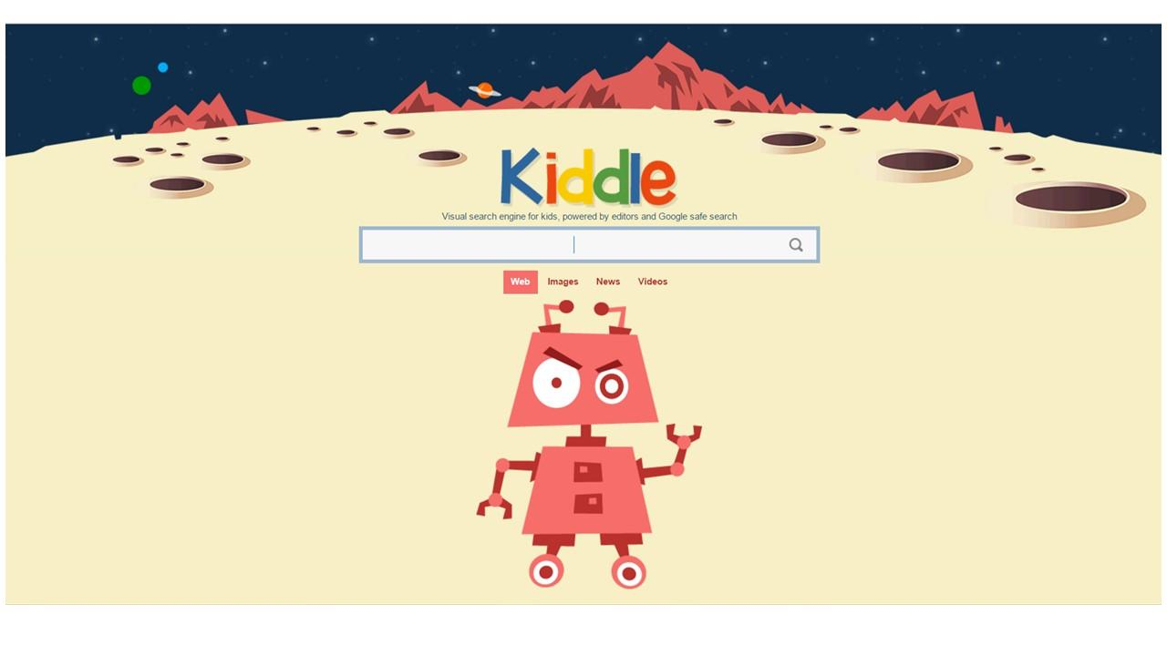 Imagen del buscador infantil