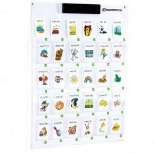 Panel interactivo de comunicación
