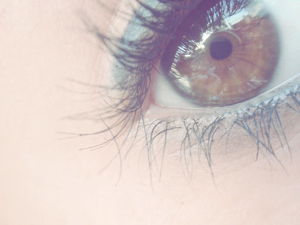 Imagen decorativa de un ojo