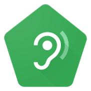 Logo de la app Google Amplificador de Sonido