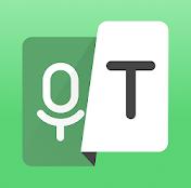 Logo de la app Voicepop.