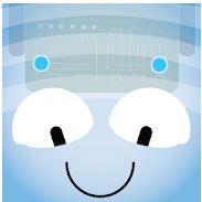 Logotipo de Blue Bot