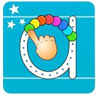 Logotipo de Letra de Imprenta
