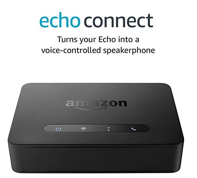Fotografía del dispositivo Amazon Echo Connect