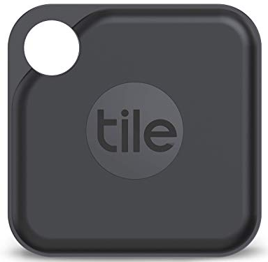 Foto de un dispositivo localizador Bluetooth Tile