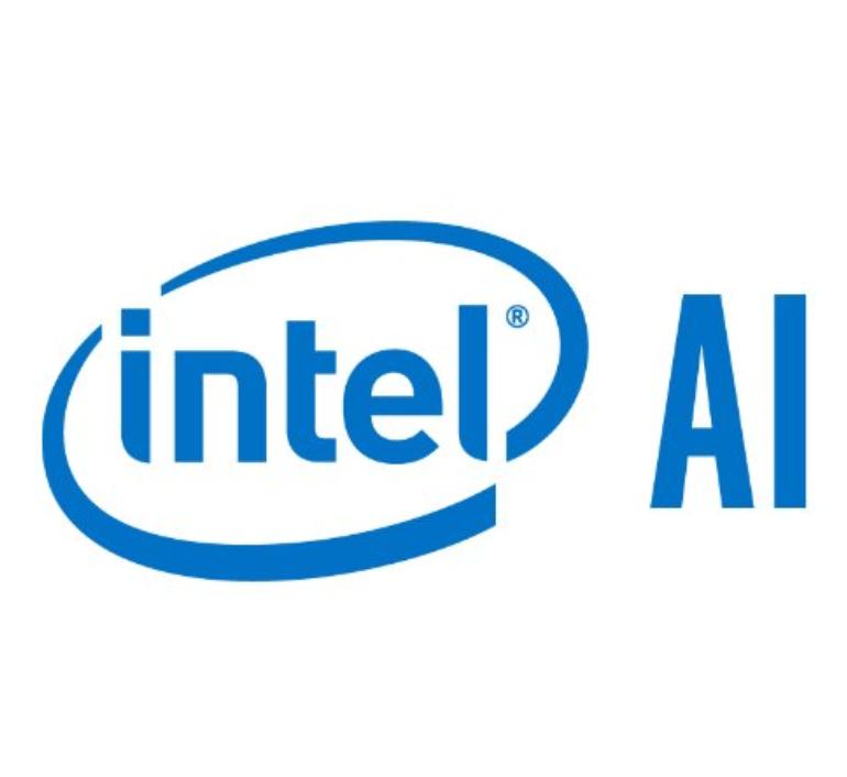 Logo de Intel Artificial Intelligence
