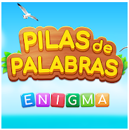 Logotipo de Pilas de Palabras
