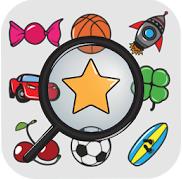 Logotipo de Encuentra objetos Busca
