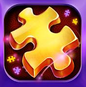 Logo de la aplicación Rompecabezas Jigsaw Puzzles.