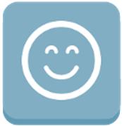 Logo de la aplicación Respira, Piensa y Actúa.