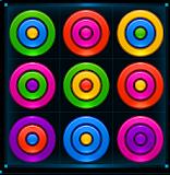 Logo de la aplicación Color Rings Puzzle