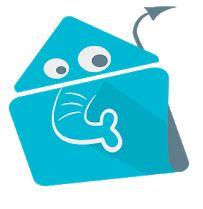 Logotipo de la Aplicación Kids Home