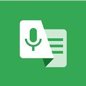 Logotipo de la aplicación transcripción