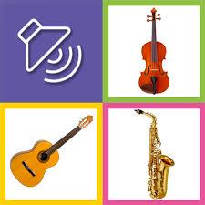 Logo de la aplicación Suoni di strumenti musicali