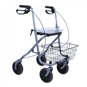 Andador con 4 ruedas