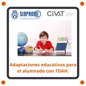 Protegido: Adaptaciones educativas para el alumando con TDAH