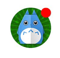 logo de la aplicación origami para niños