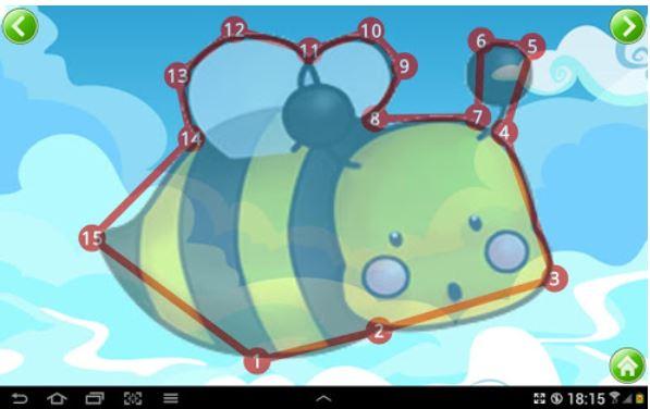 Imagen de una abeja