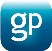 Logo de la aplicación Gri