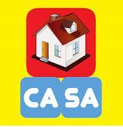 Logo de la aplicación Escribir con las sílabas.