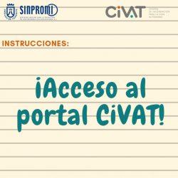 Acceso al Portal CiVAT