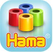 Logo de la aplicación Hama Universe