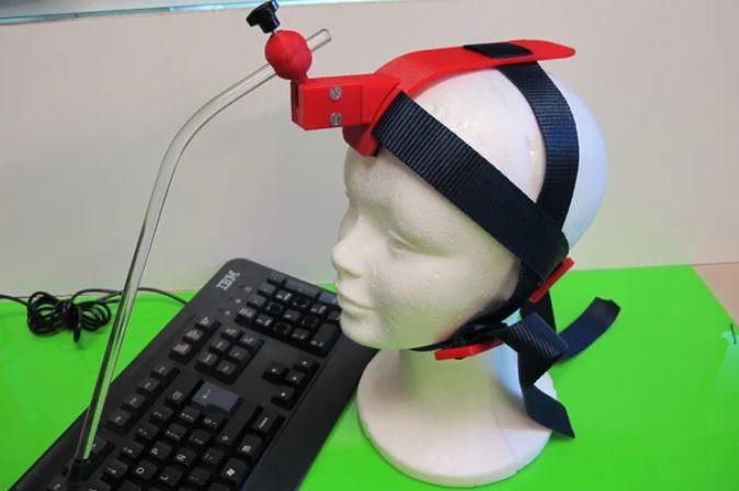 Cabezal licornio impreso en 3D