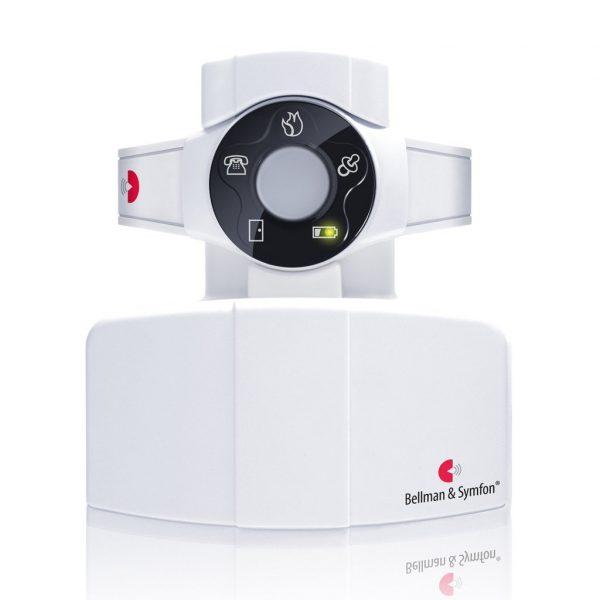 Cargador y soporte receptor reloj